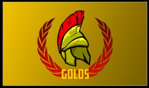golds flag
